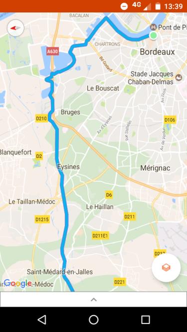 Bordeaux Saint-Medard