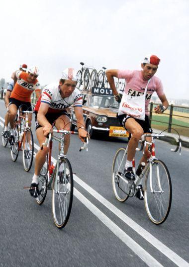 Eddy Merckx Musette Bordeaux