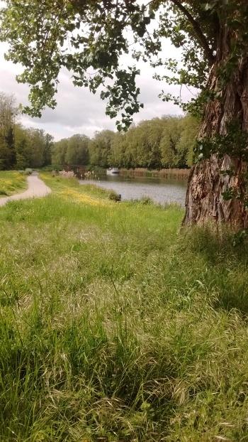 canal path bordeaux agen