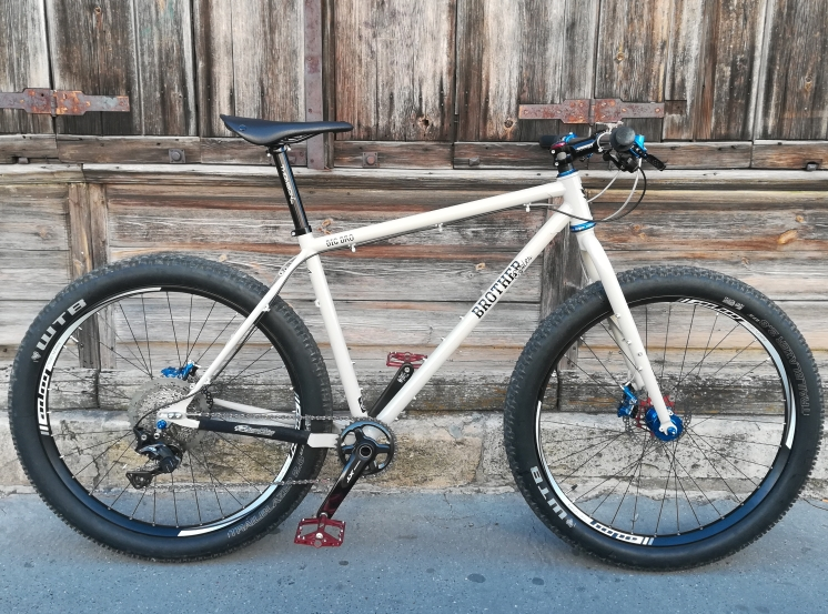 Brother Cycles Big Brother Bordeaux