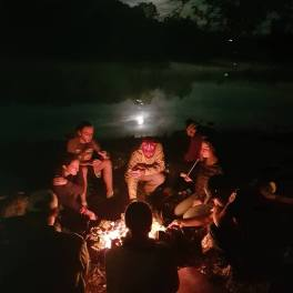 campfire-night-bordeaux-france