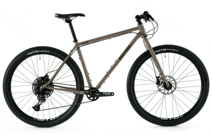Brother Cycles Big Bro 2019 clay