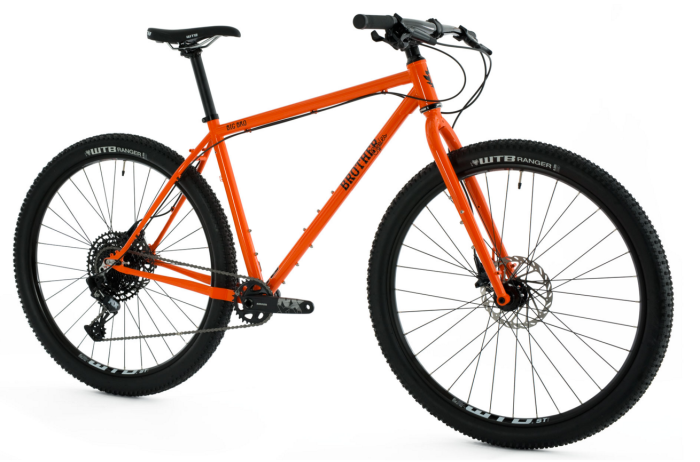 Brother Cycles Big Bro 2019 orange
