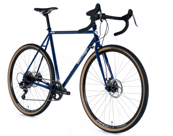 Brother Cycles Kepler Disc complete midnight blue 2019