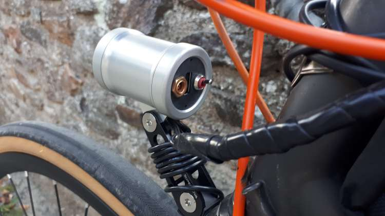 sinewave light custom wheel build
