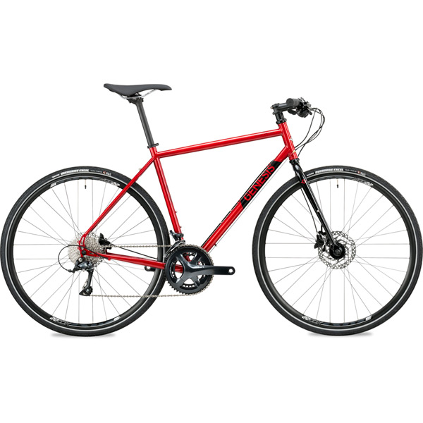 2020 Croix De Fer 10 Flat bar red