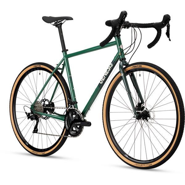 2020 Croix De Fer 30 green shimano grx