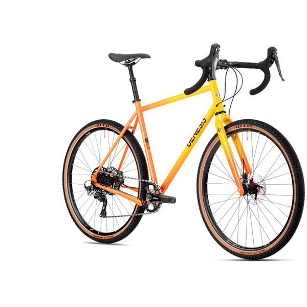 2020 Fugio 30 orange yellow fade
