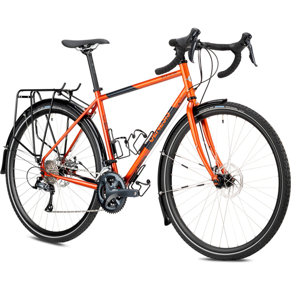 2020 Tour De Fer 10 orange