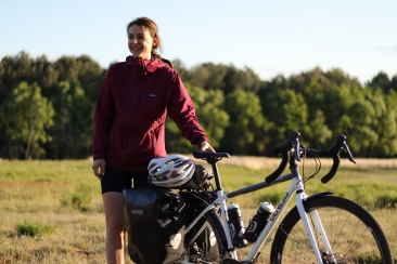 bicycle touring bordeaux