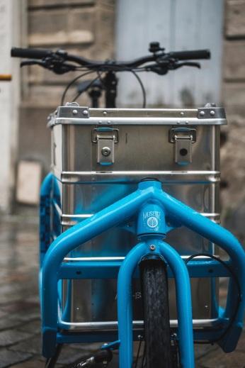 bullitt cargo bike bordeaux