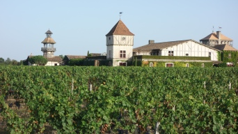 cycling chateau bordeaux