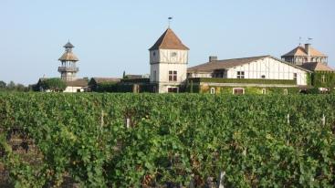 cycling chateau bordeaux
