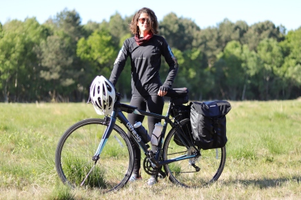 gravel bike tour bordeaux france