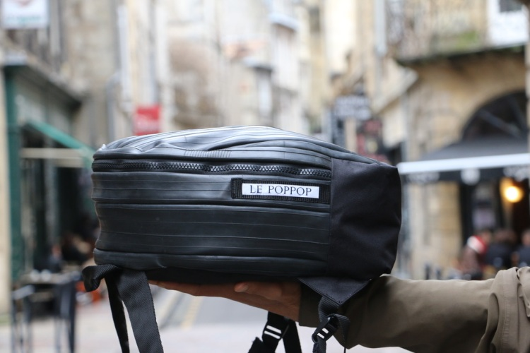 Backpack - LE POPPOP - Bordeaux
