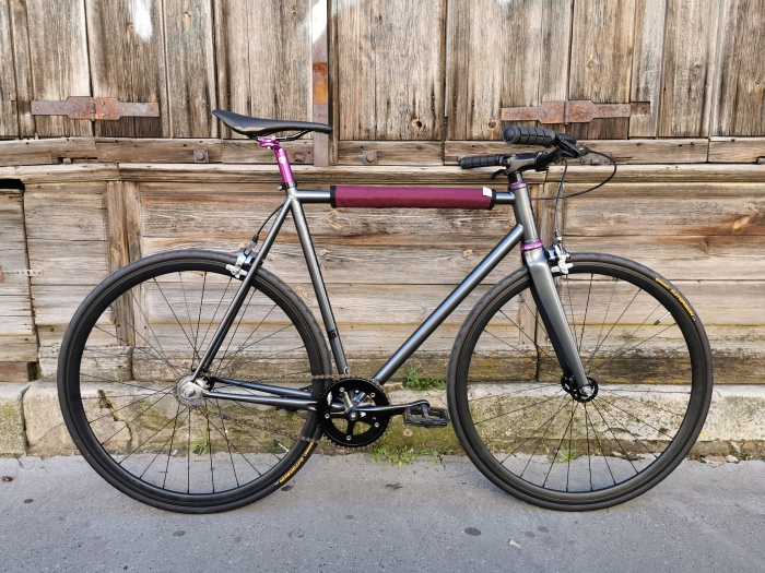 Brother Cycles Swift Bordeaux