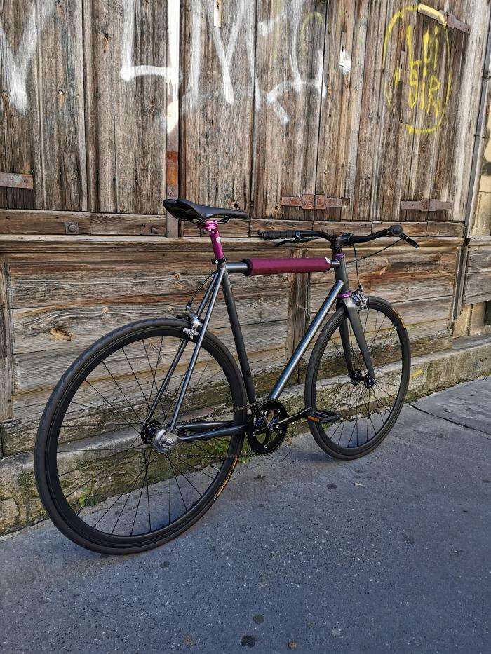 Brother Cycles vélo piste Bordeaux